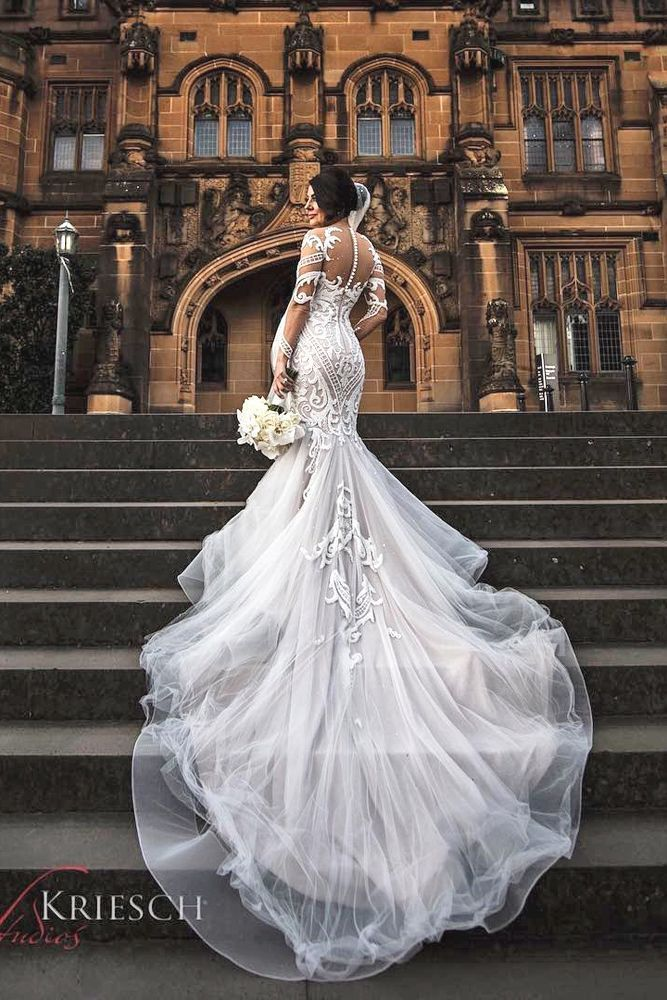 With Steven Khalil, it\'s not hard to find the wedding dress of your ...