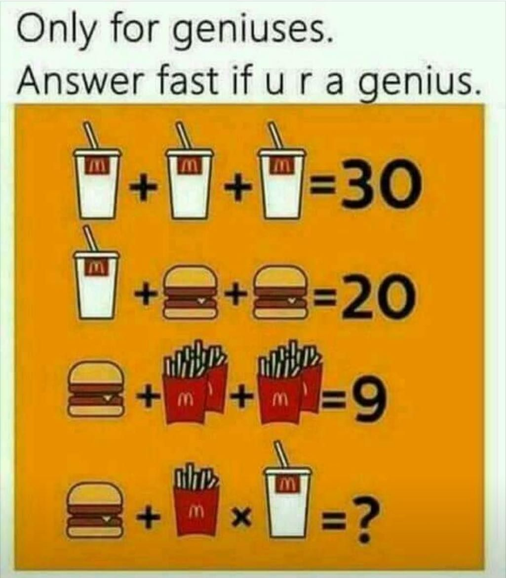Quick Comment Your Answer Genius Mickyds Newjersey