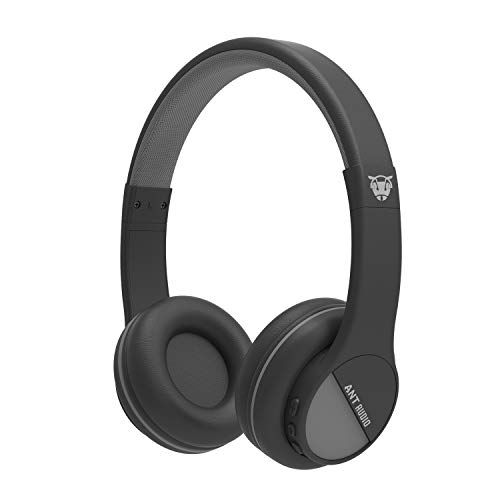 Ant Audio Treble 500 On Ear Hd Bluetooth Headphones With Mic At Rs 999 From Amazon Headphone With Mic Bluetooth Headphones Headphones