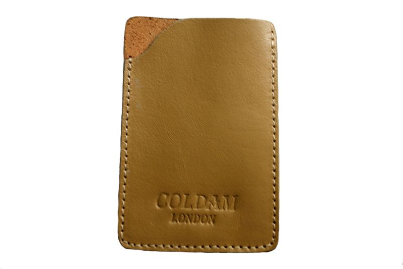 This is a handmade of fine cowhide leather business card holder this is a handmade of fine cowhide leather business card holder dimensions are for normal business cards reheart Images