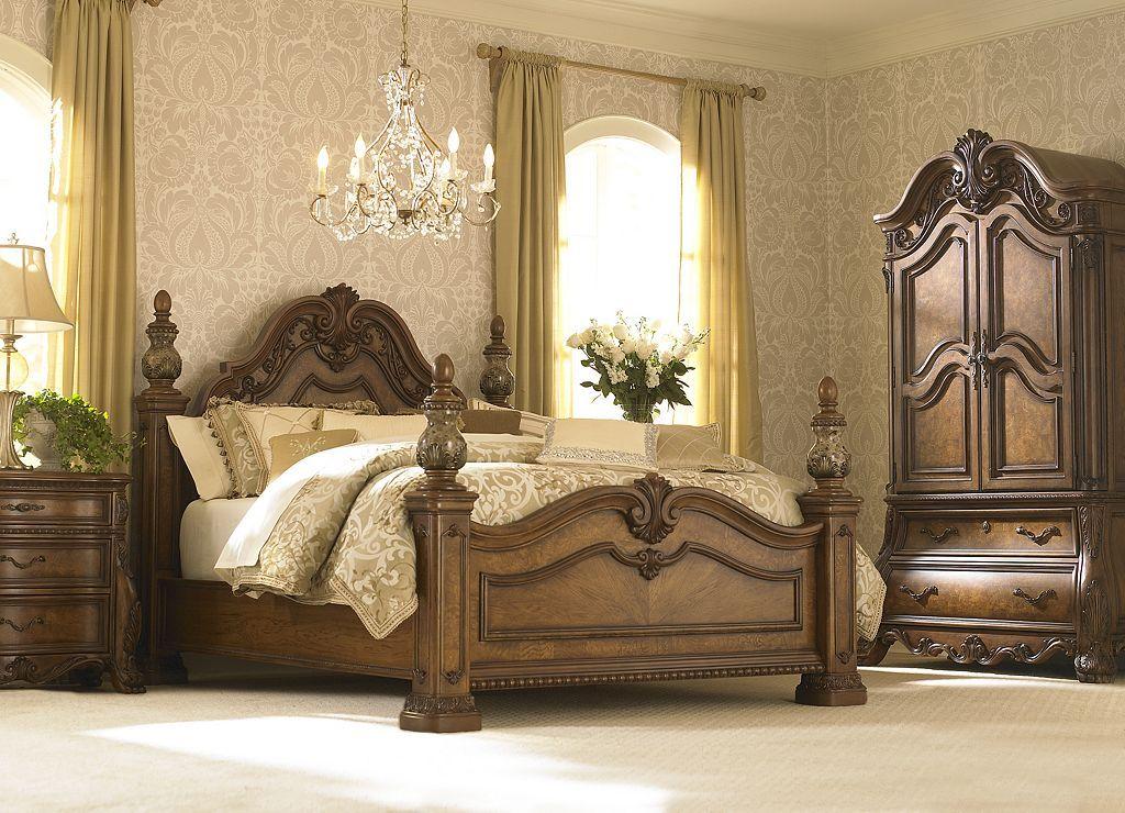 Alternate Villa Clare Bed Image Elegant bedroom, Bedroom