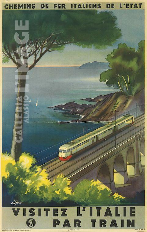 Ferrovie Dello Stato Visitate Litalia In Treno Pu Buon Viaggio