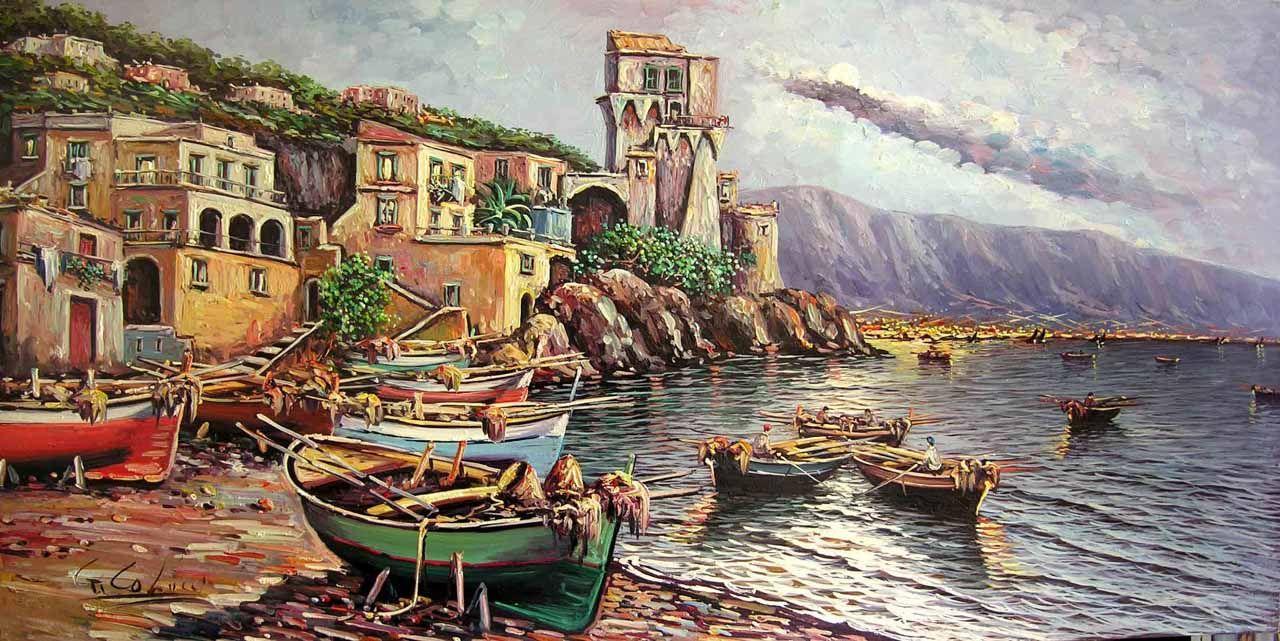Italia - Capri.