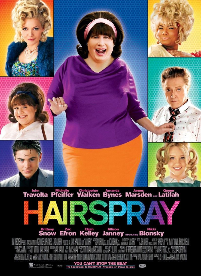 In 1962 Baltimore, plus-sized teen Tracy Turnblad becomes obsessed with a  TV dance program, much to the dismay of her mother. She wins a spot on the  show ...