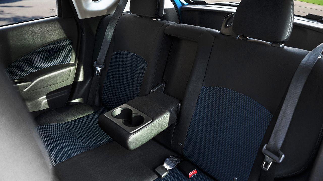 2018 Nissan Versa Note Interior Backseat Nissan Versa Nissan Versa