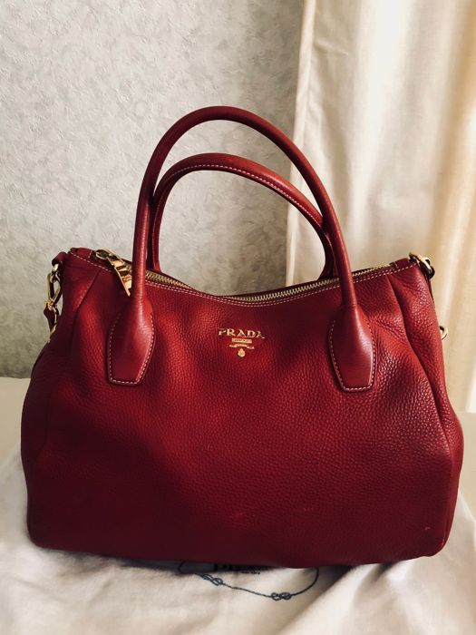9f2f176a956 Online veilinghuis Catawiki  Prada - Handtas   bags and accesory in ...