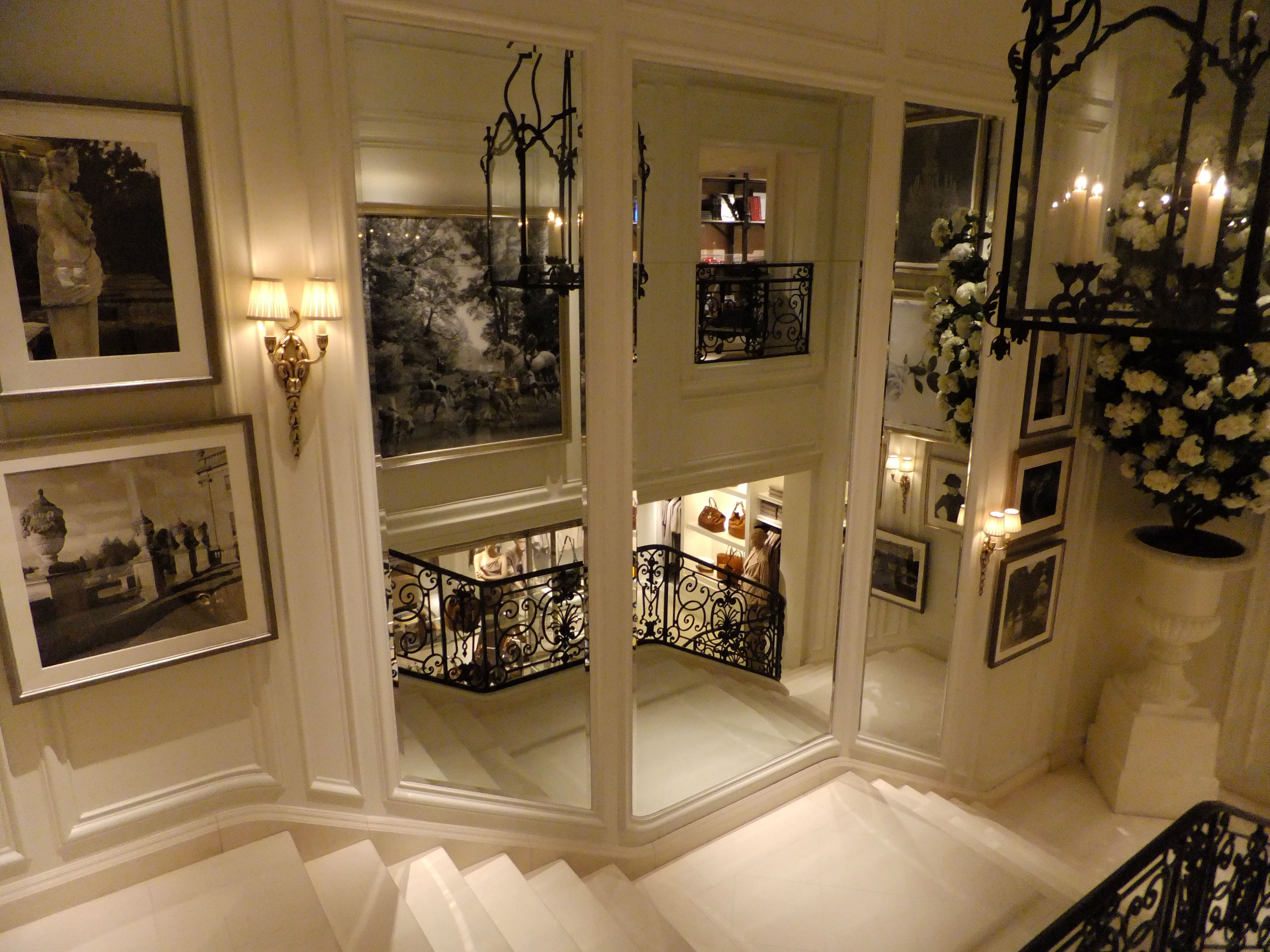 Ralph Lauren Women\'s and Home Flagship Store | Paris apartments ...