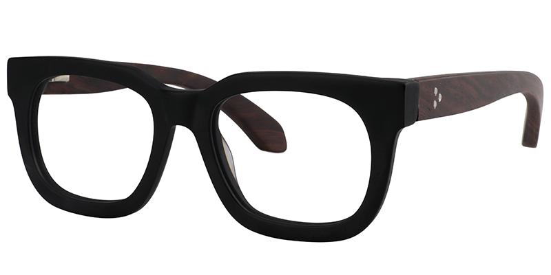 3e1b008ea9c7 Sam Rectangle Wood Glasses FP0432-01 in 2019
