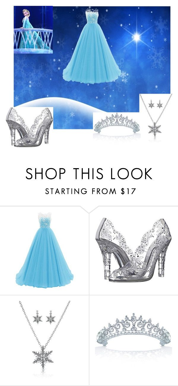 """""""16"""" by thu-linh ❤ liked on Polyvore featuring Disney, Dolce&Gabbana and Bling Jewelry"""
