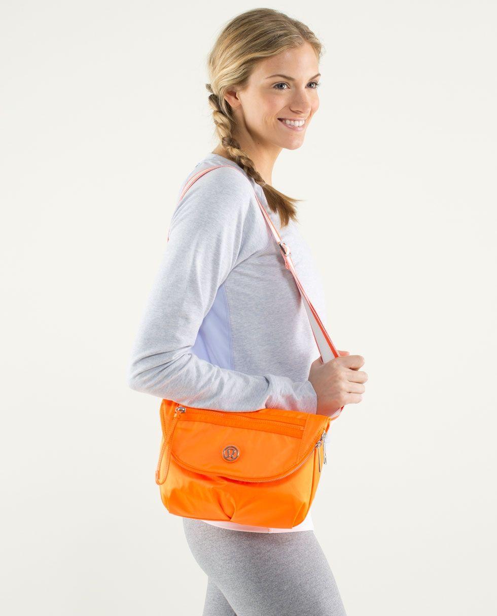 fb236875983 Festival bag-Lululemon----Wear like a crossbody or fanny pack. Great ...