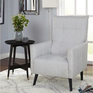 Best Simple Living Gwen Mid Century Accent Chair Accent 640 x 480