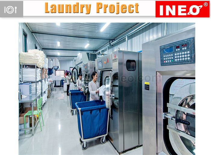 Pin By Chinese Commercial Kitchen Equ On Laundry Equipment Industrial Washing Machines Laundry Equipment Washing