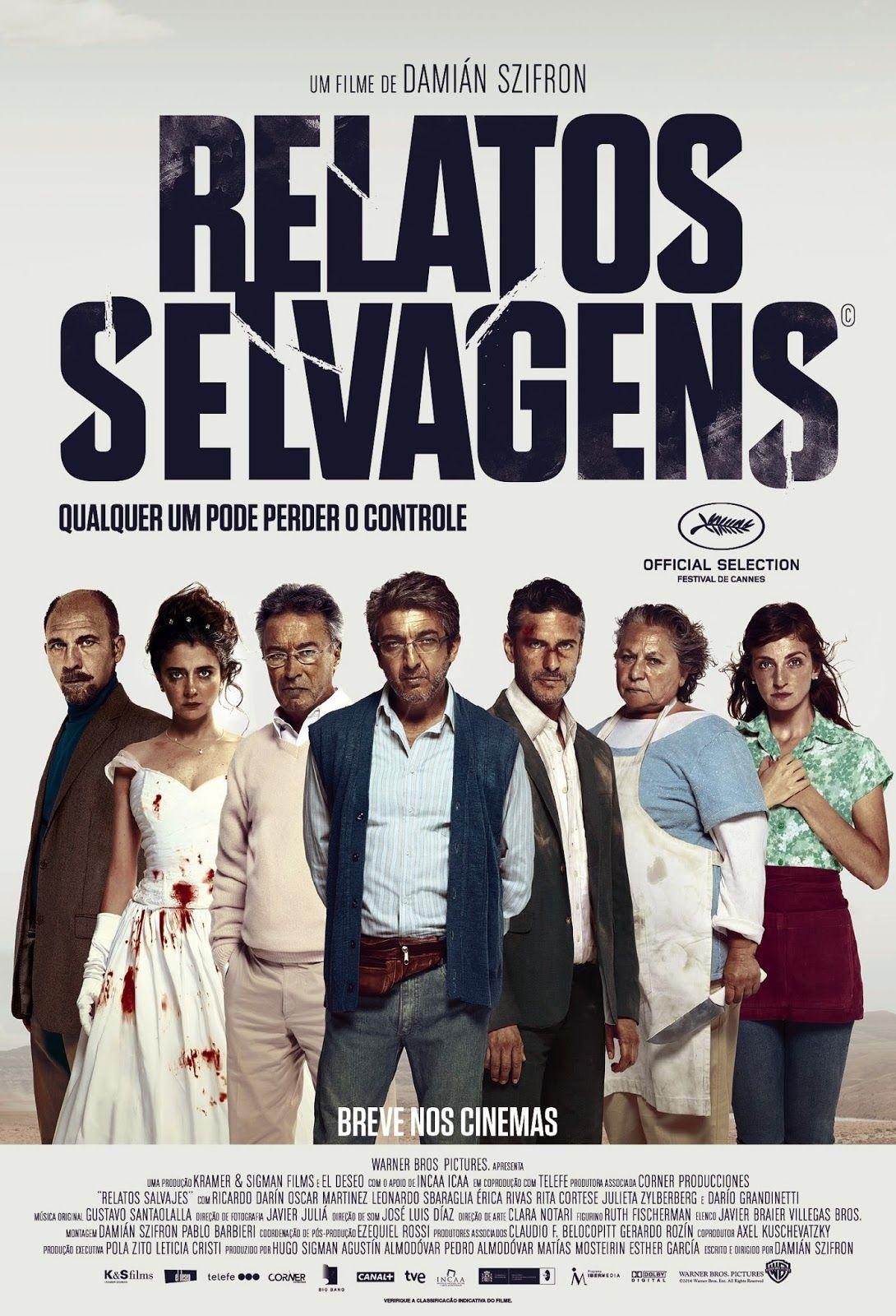 Relatos Selvagens Relatos Salvajes Resenha Meta Galaxia Relatos Selvagens Selvagens Filme Warner Bros Pictures