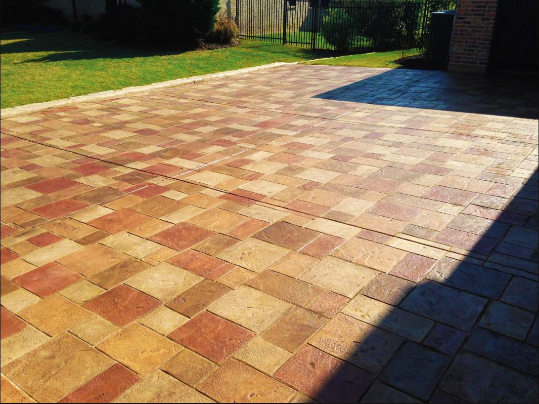 Resurfacing your driveway is a quick fix to adding curb appeal to your home.