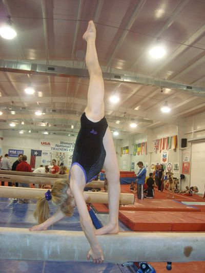 I Dream Of Beam Complex And Tumbling Ideas Gymnastics Beam Gymnastics Gymnastics Coaching