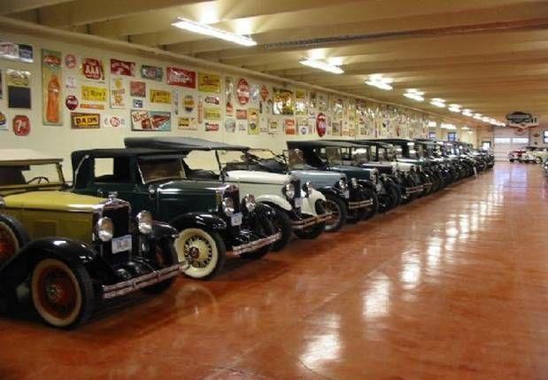 Ankeny Iowa Trip Dennis Albaugh Car Collection