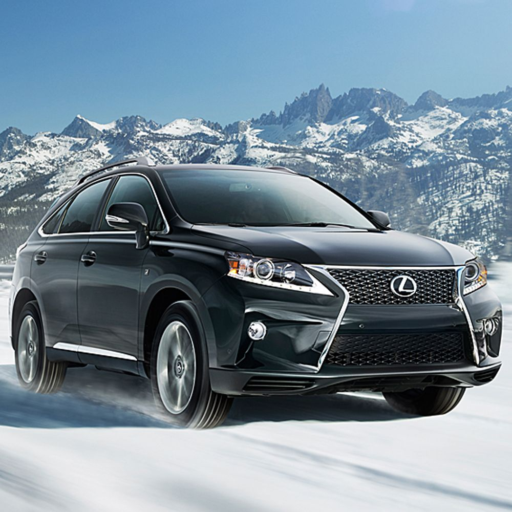 Lexus rx350 f sport yes for the fam when we take our