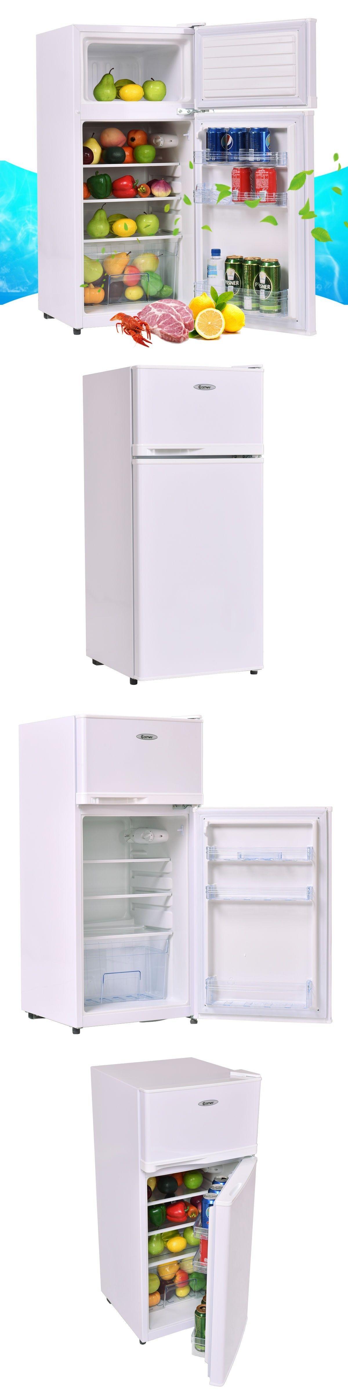 office mini refrigerator. Mini Fridges 71262: Refrigerator Freezer Compact Fridge Office Dorm Small Cooler Portable Hotel - .