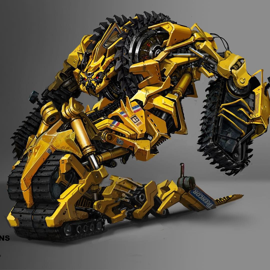 Transformers Revenge Of The Fallen RAMPAGE Supreme Devastator