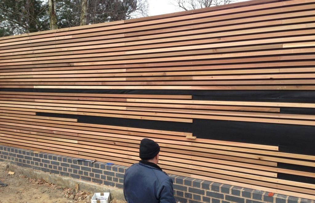 Cladding A Garage Page 1 Homes Gardens And Diy