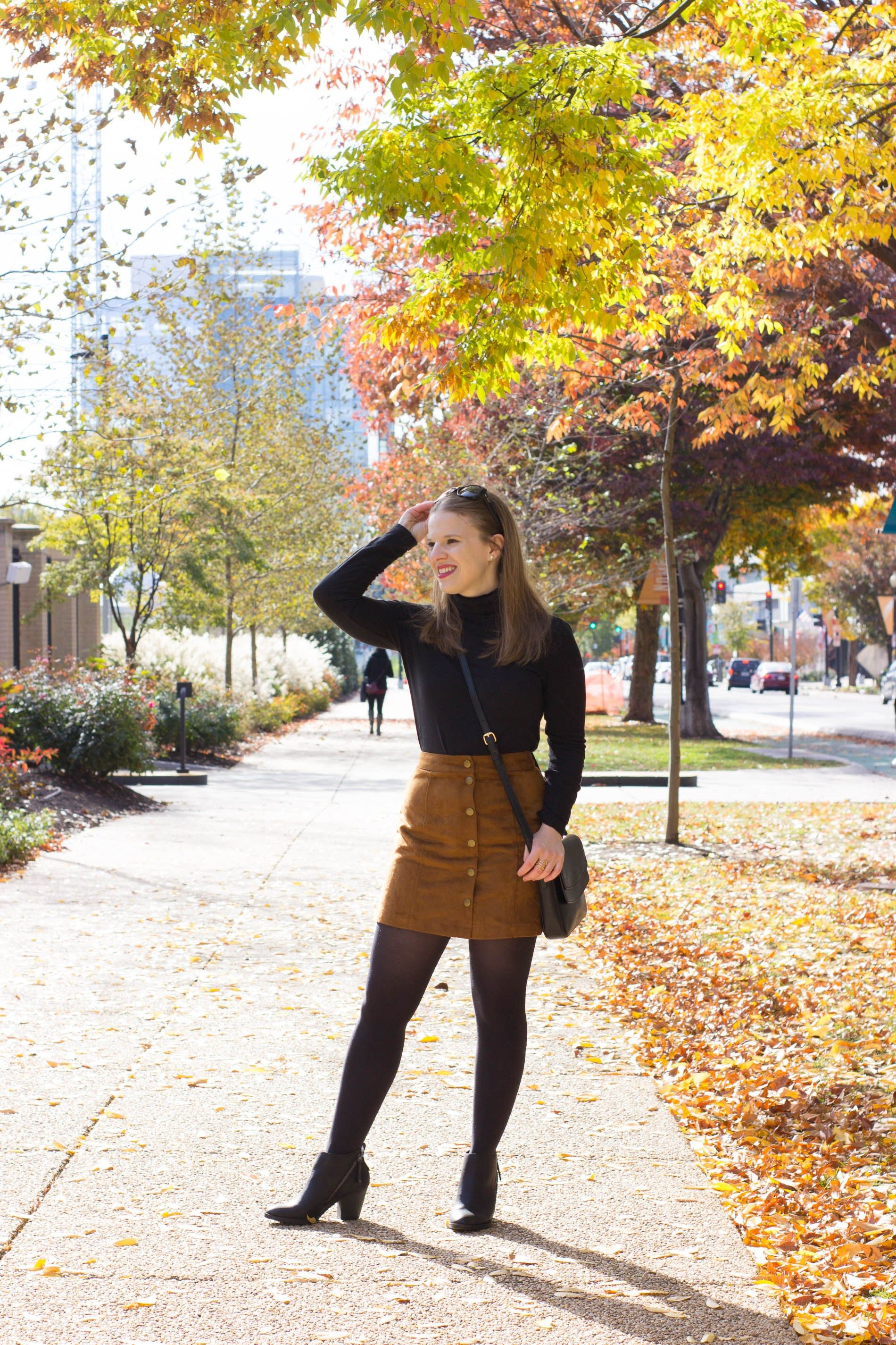 What Do You Wear to a Friendsgiving? | Something Good | A Style Blog