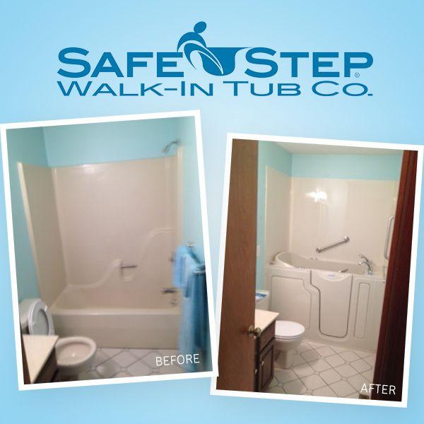 Walk In Tub Photos Walk In Tubs Bathroom Makeover Tub
