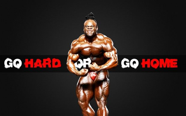 Kai Greene wallpaper hd | Go hard or go home | Awesome wallpaper