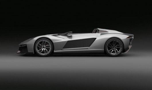 Rezvani Prepares A More Proper And Beastly Supercar Out Of The Ariel Atom Super Cars Sports Car Concept Car Design