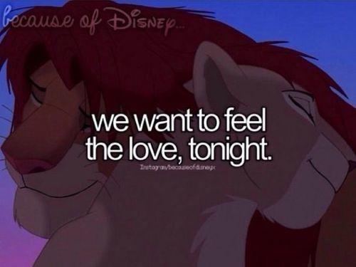 #love | Lion King