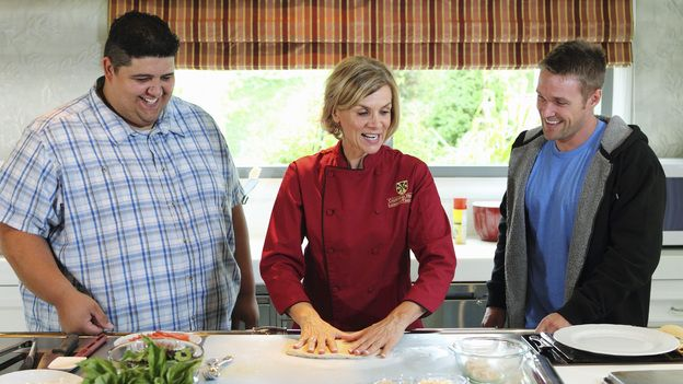 Who is the chef on extreme makeover weight loss