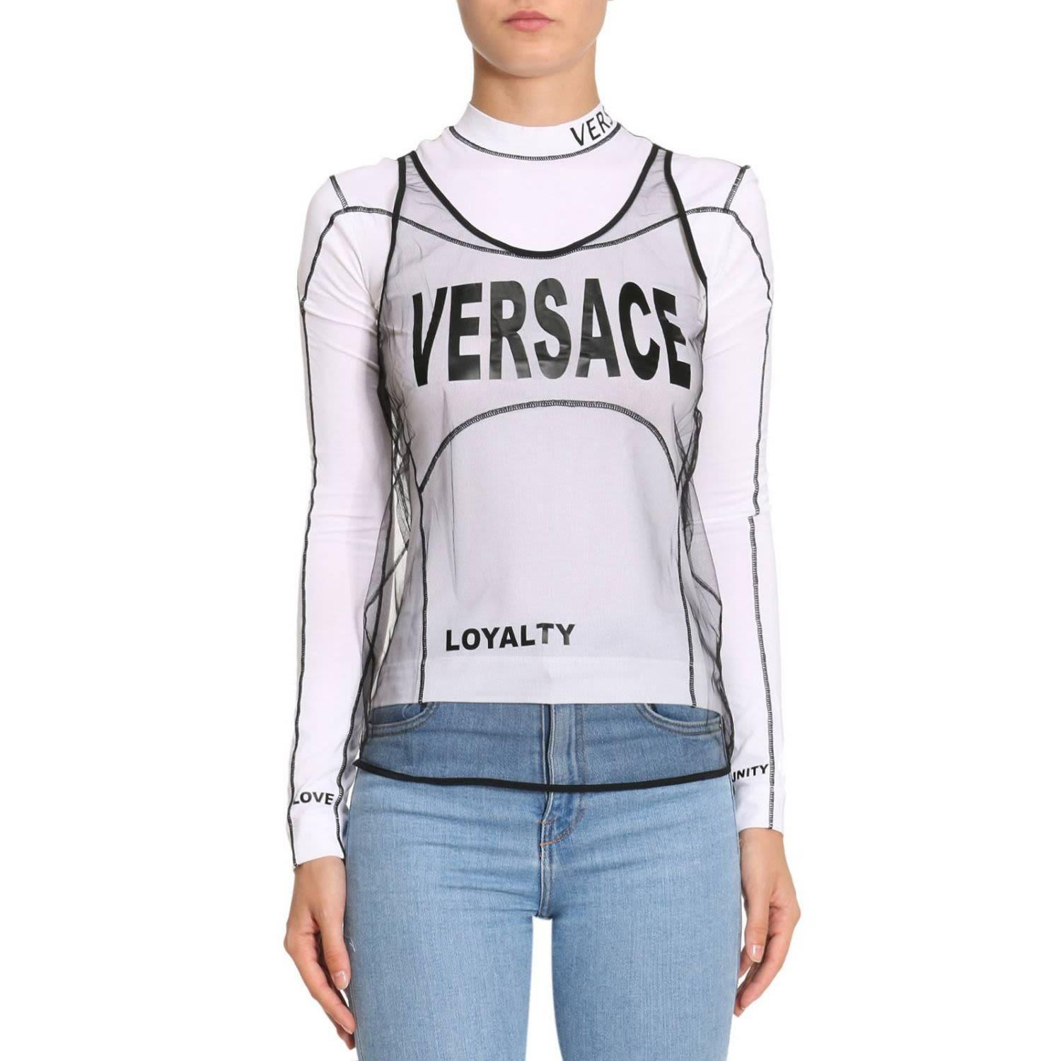 versace shirt ladies Sale,up to 77% Discounts