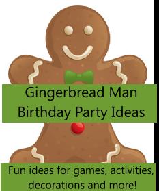 Gingerbread Man Games Online Free