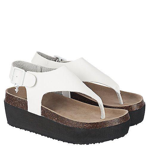 d21bab5a222 Shiekh Women s Unique-3 Thong Sandal Low Heels