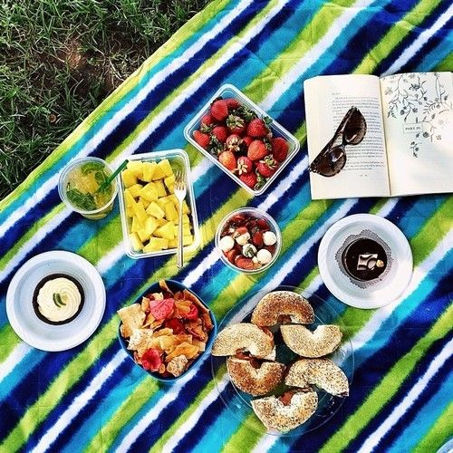 @atiyalalji: The perfect picnic lunch #summertime #yyz #TorontoLIVE @fstoronto @hrafati