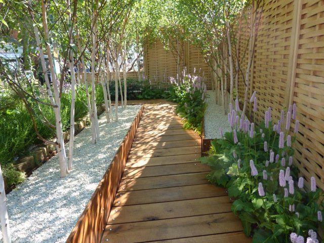 Decoración de jardines con los mejores diseños modernos Jardin - decoracion de jardines