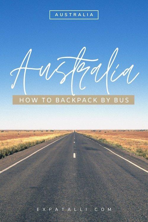 Bus Travel Australia Backpacking Australia Travel Coast Australia