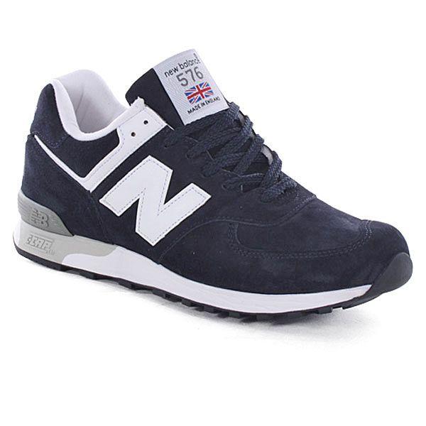 best sneakers 406fb 87063 New Balance 576 Dnw Shoes - Dark Navy/white   ARMARIO DE ...