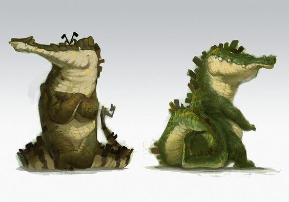 Concept Art Characters