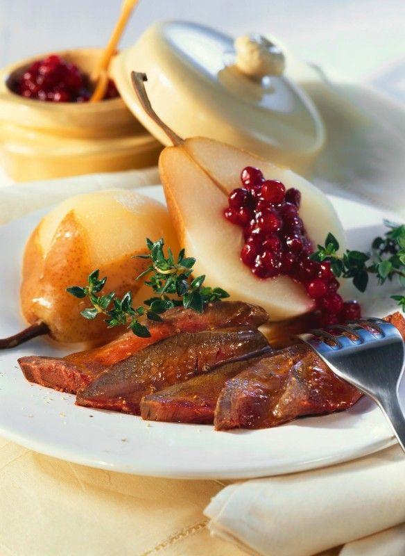 Wintertraum Und Weihnachtzeit Lebensmittel Essen