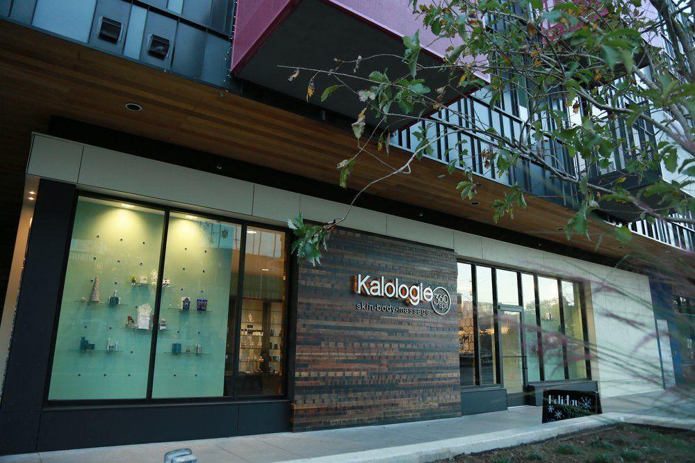 Viridian Reclaimed Wood Jakarta Rustic At Kalologie 360 Spa In - Viridian Reclaimed Wood WB Designs