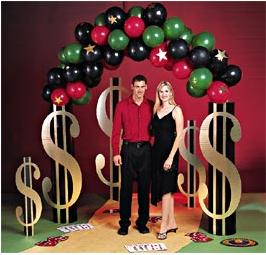 casino night party ideas - Google Search