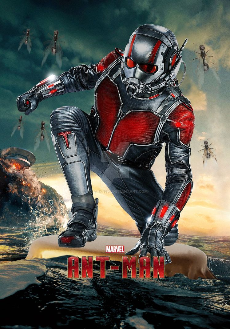ant #man #fan #art. (ant-man [iron man 3) by: tclarke597. (the * 5