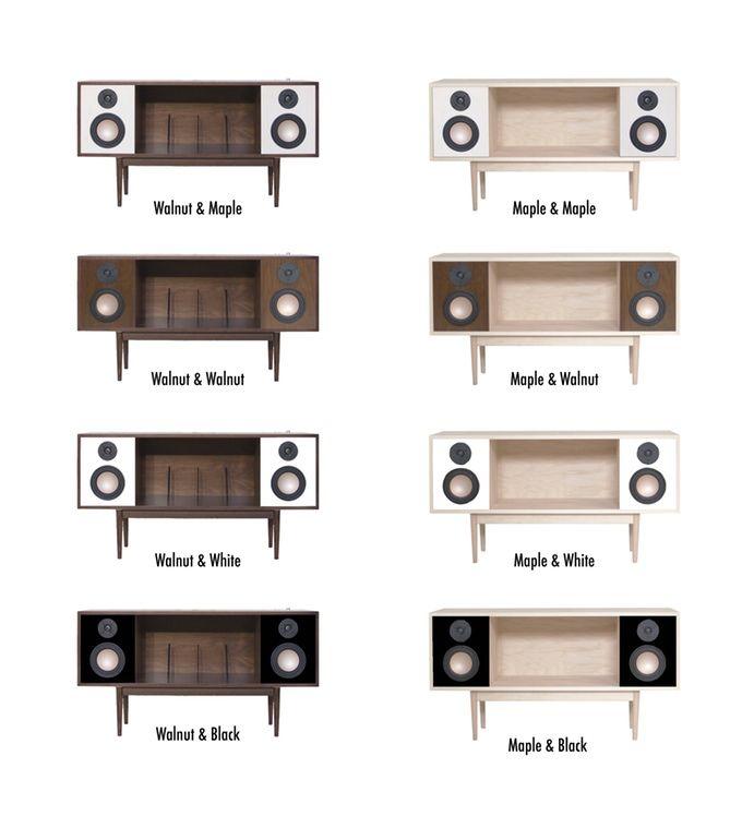 Modern Hifi the modern hifi stereo console by department chicago kickstarter