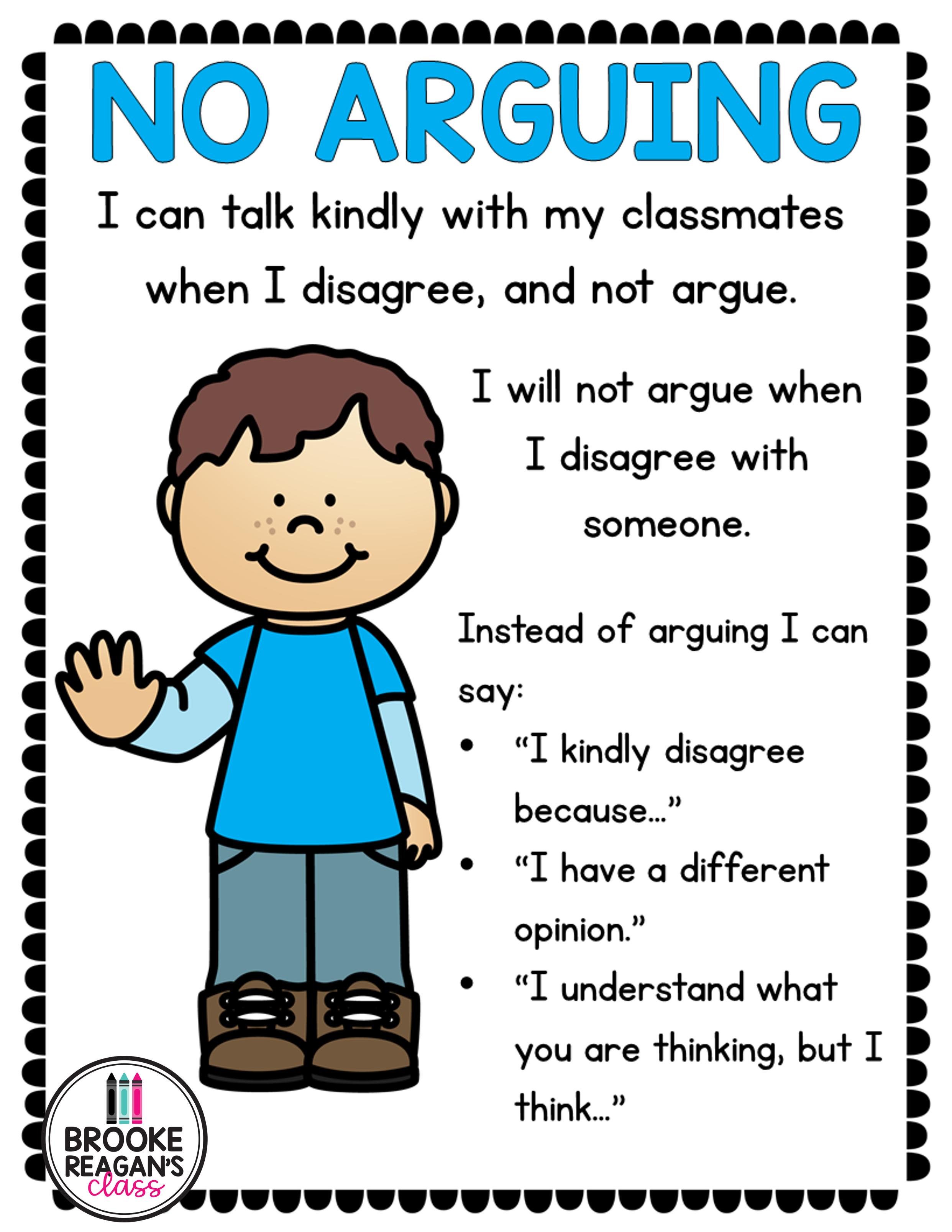 Social Skills Lesson Disagreeing Politely Social Skills Lessons Teaching Social Skills Social Emotional Skills