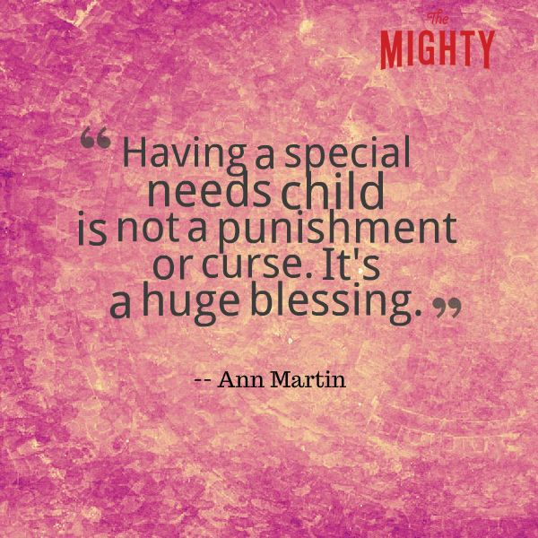 23 Unique Lessons Parents of Children With Special Needs Have Learned