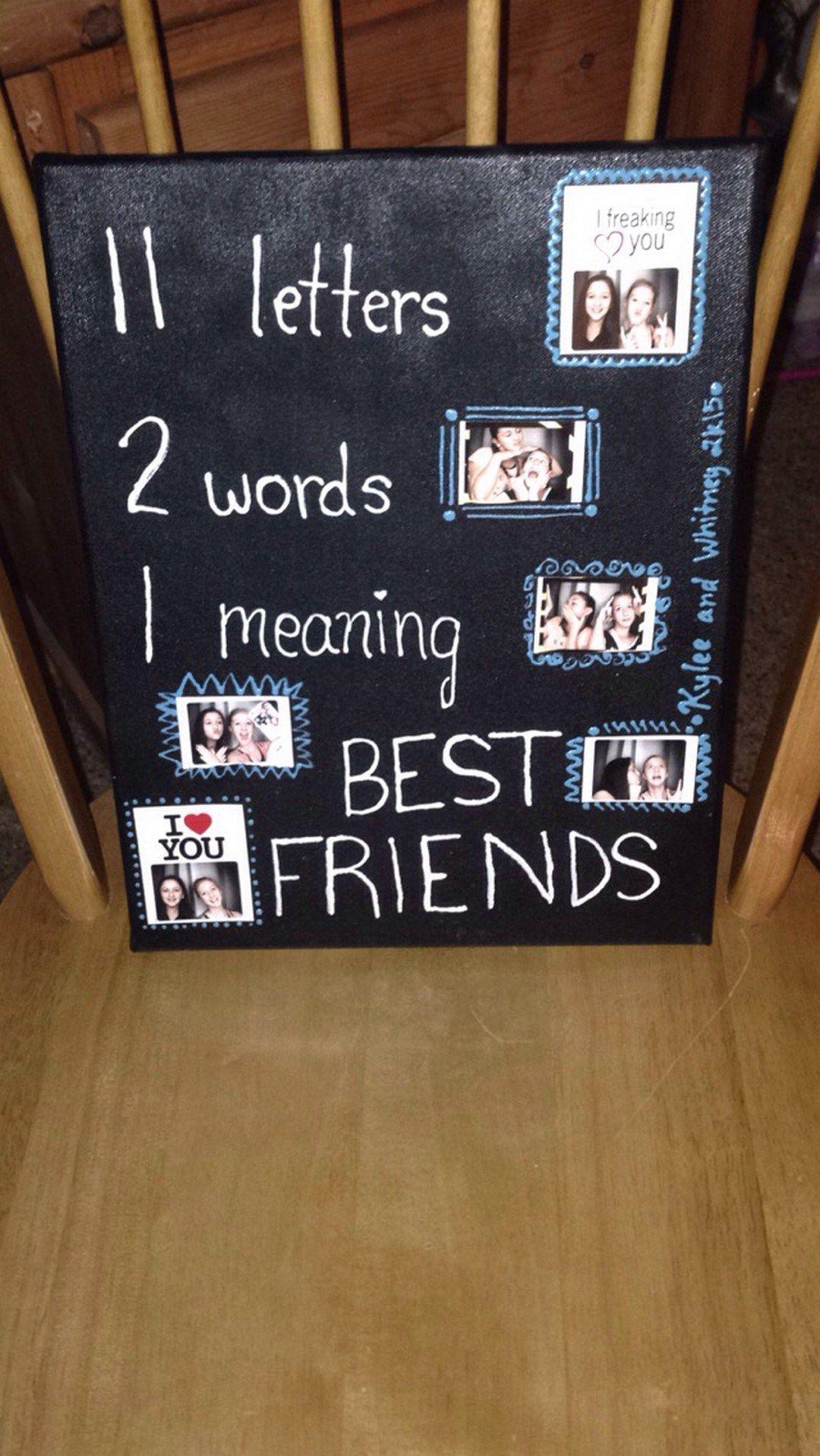 Beautiful and fun best friend gifts ideas 5 best friend