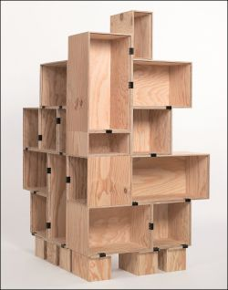 Do it yourself wood box display stacks the deck muebles modulares do it yourself wood box display diy solutioingenieria Choice Image