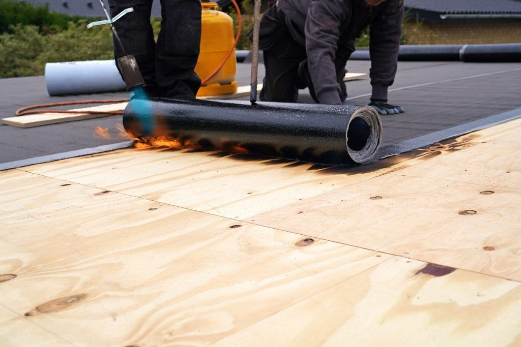 Flat Roof Repair All You Need To Know About The Cost Flat Roof Repair Flat Roof Installation Roof Repair
