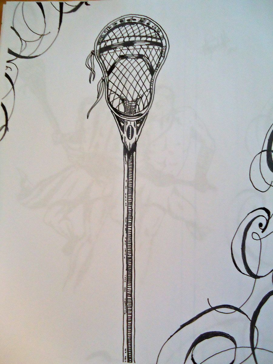 Lacrosse Tattoo Idea Found On Google Sorry And Thanks If This Is Yours Lacrosse Girls Tattoos Lacrosse Sticks