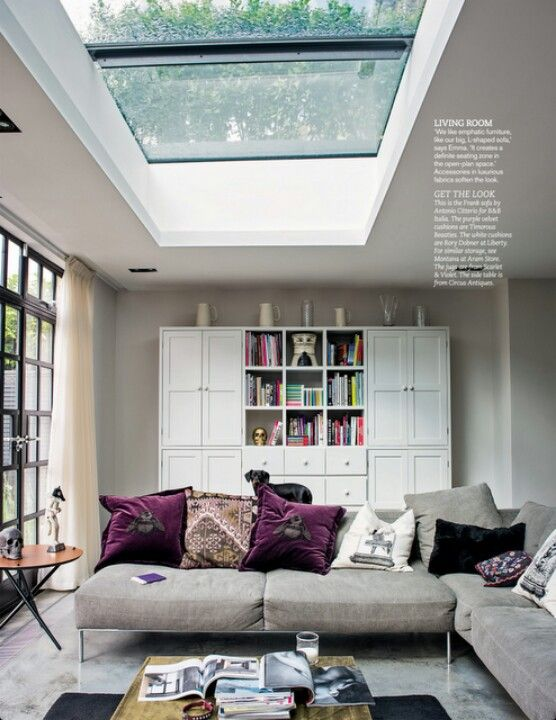 the skylight room by o Skylight definition, an opening in a roof or ceiling, fitted with glass, for admitting daylight see more.